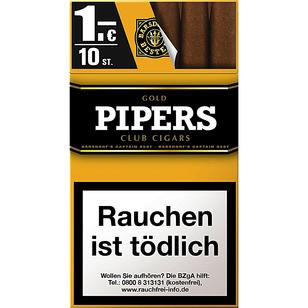 Pipers Little Cigars Vanille