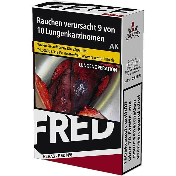 Fred Klaas Red