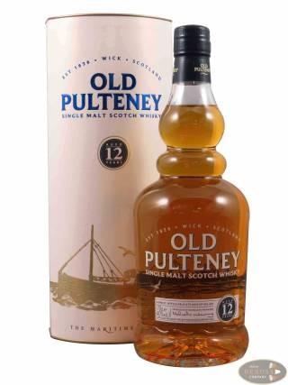 Old Pulteney 12 Jahre 40%