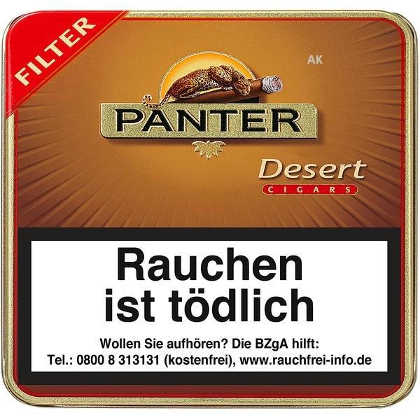 Panter Desert mit Filter