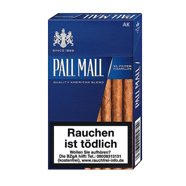 Pall Mall XL Filter Smooth