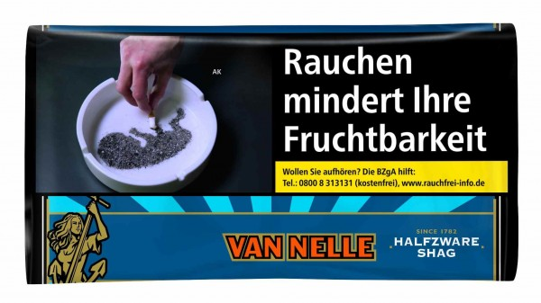 Van Nelle Halfzware Shag