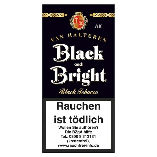 Black & Bright Luxury van Halteren