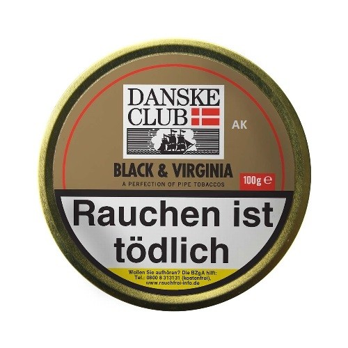 Danske Club Black Virginia