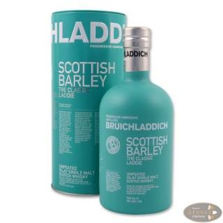 Bruichladdich Scottish Barley 50% o. A. The Classic Laddie unpea