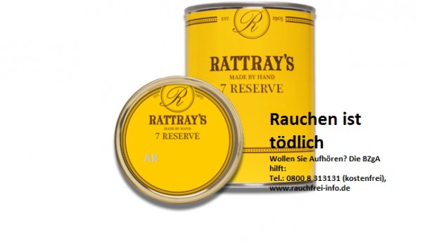 Rattray`s Old Gowrie Tobacco