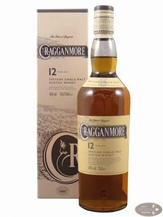 Cragganmore 12 Jahre 40%