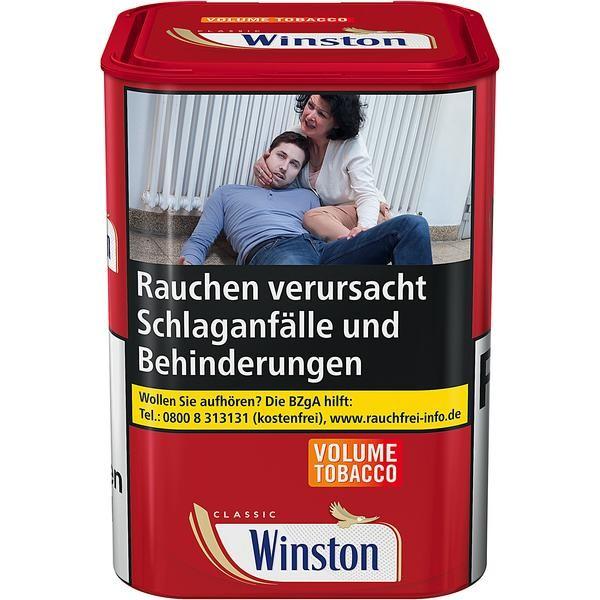 Winston Volume Tobacco Classic M