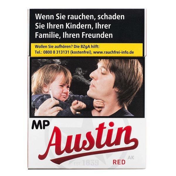 Austin Red Giga Pack