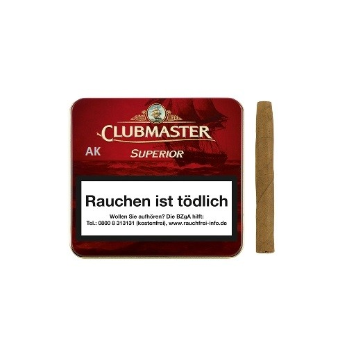Clubmaster Superior Red