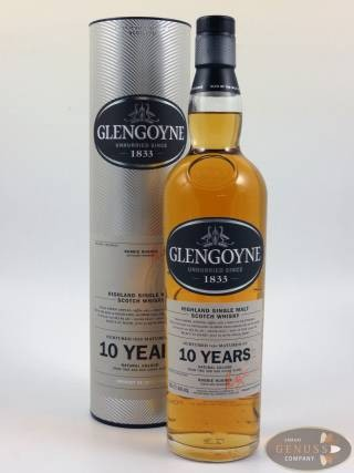Glengoyne Scotch Whisky 10 Jahre 40%