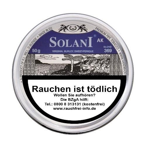 Solani Blau