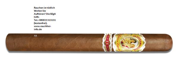 La Aroma del Caribe No. 4 Churchill