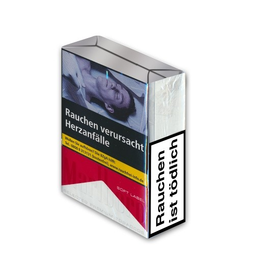 Marlboro Red Soft Label 7,20 Euro