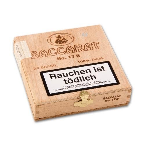 Baccarat 17 Brasil 100 % Tabak