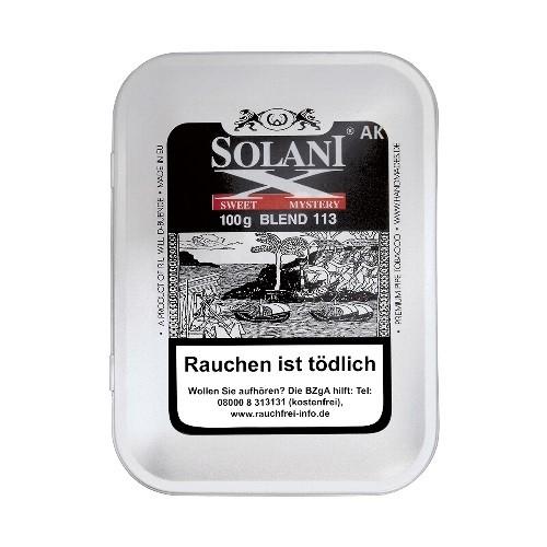 Solani X-Sweet Mystery