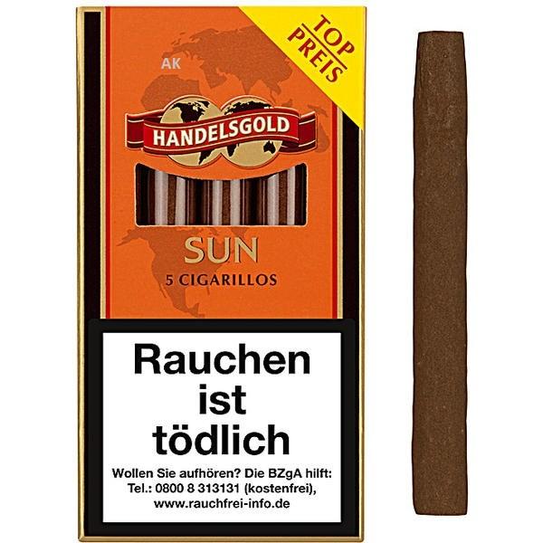 Handelsgold Sun Cigarillos