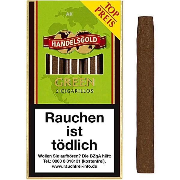 Handelsgold Green Cigarillos