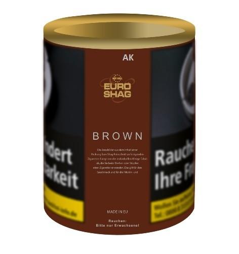 Euro Shag Brown