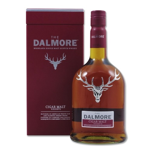 Dalmore Cigar Malt 44% ohne Altersangabe