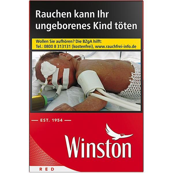 Winston Red XXXXL