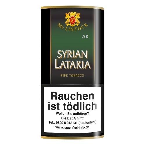Mc Lintock Syrian Latakia Blend