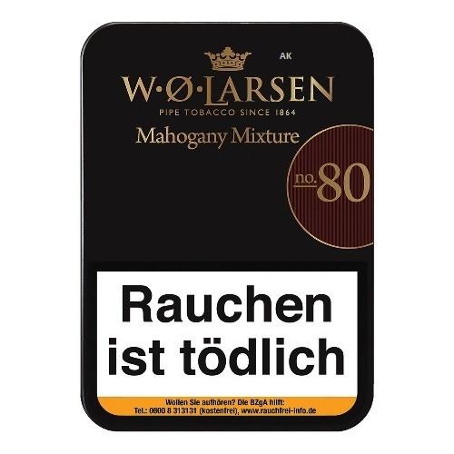 W.O. Larsen`s Mahogany Mixture No. 80