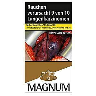 Magnum Gold 100 `S
