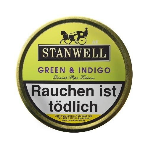 Stanwell Green + Indigo