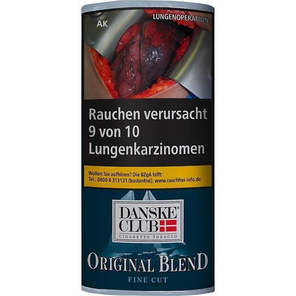 Danske Club Original Blend