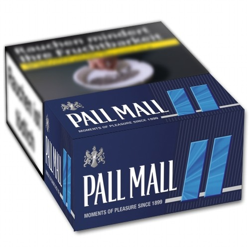 Pall Mall Filter Blue Jumbo 14,00 Euro