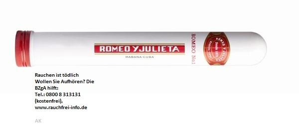 Romeo y Julieta No. 1 A/T