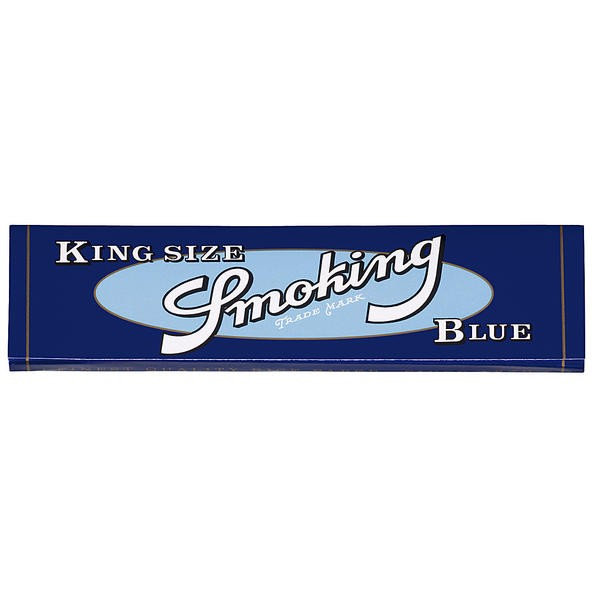Smoking King Size Blau