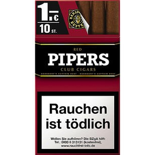 Pipers Little Cigars Cherry