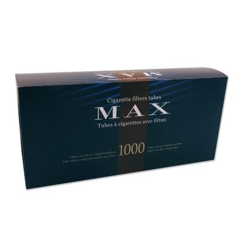 Max Filterhülsen 1000 Stück
