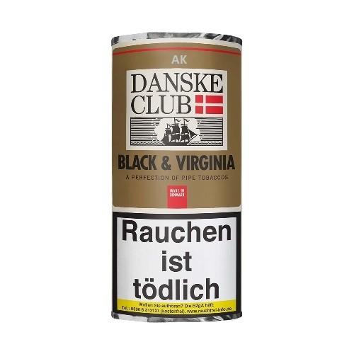 Danske Club Black Virgina