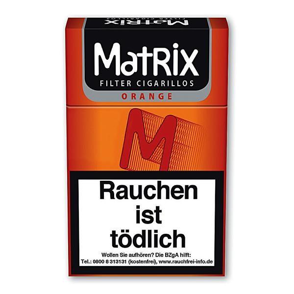 Matrix Orange Filtercigarillos