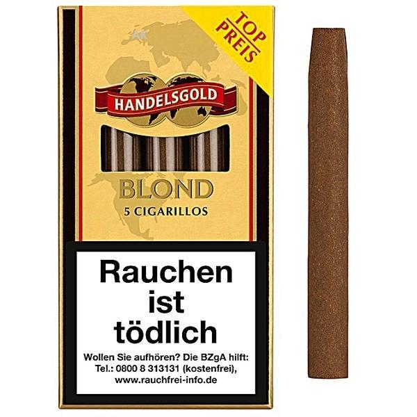Handelsgold Blond Cigarillos