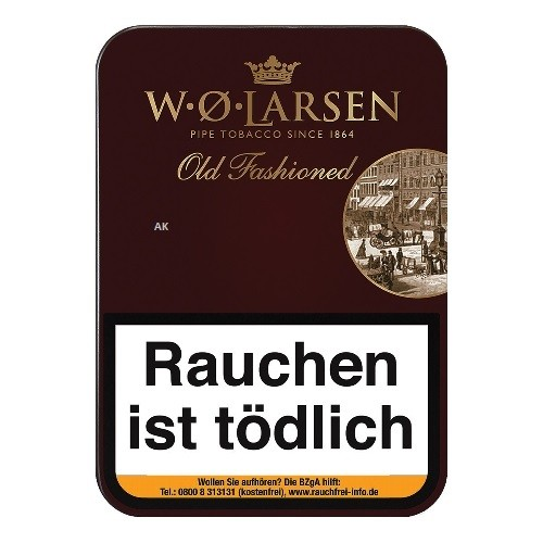 W.O. Larsen`s Old Fashioned