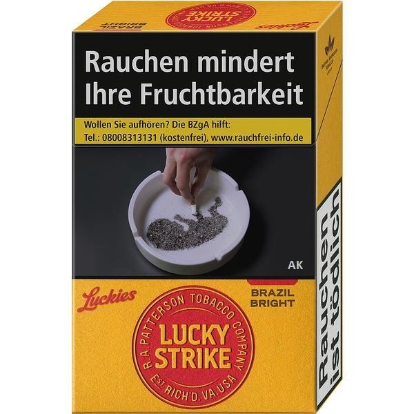 Lucky Strike Straight Bright