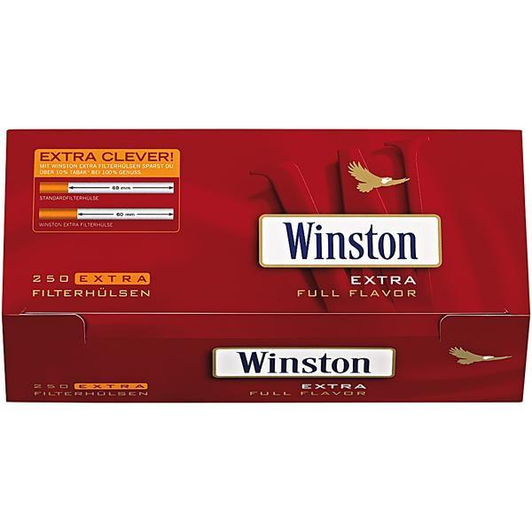 Winston Extra Hülsen