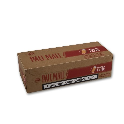 Pall Mall Authentic Red Xtra