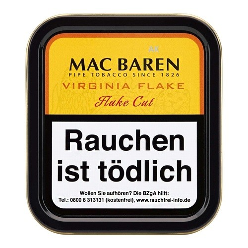 Mac Baren Virgina Flake