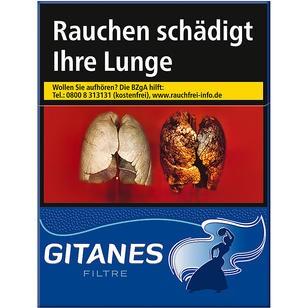 Gitanes mit Filter