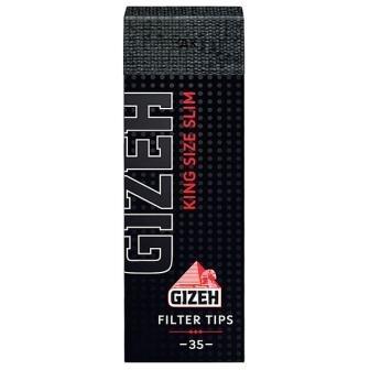 Gizeh Black Filtertips Slim