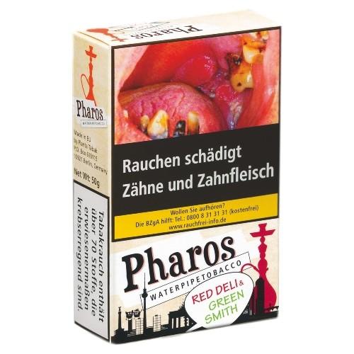 Pharos Red Deli & Green Smith