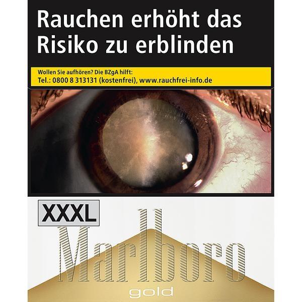 Marlboro 3XL Gold