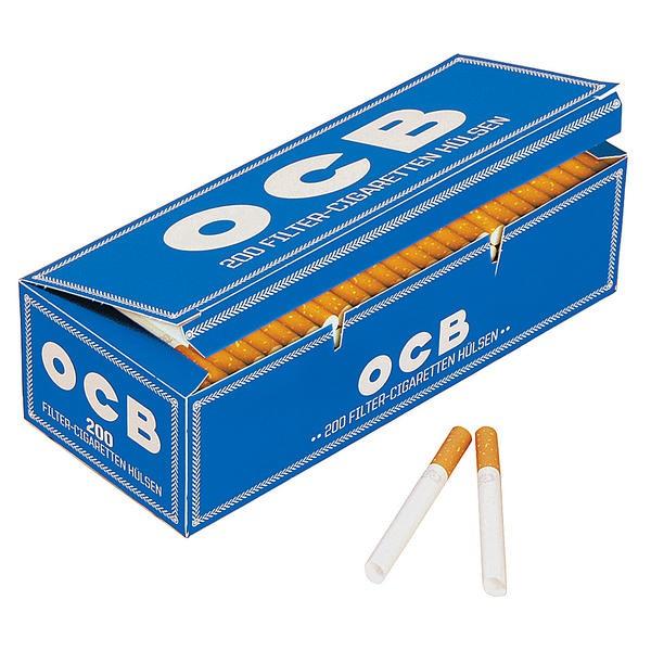 OCB Hanf Hülsen