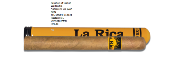 La Rica Corona Tubes