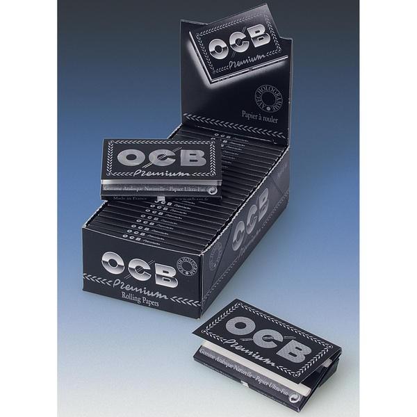 OCB Premium Black